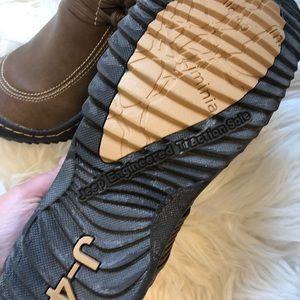 Jeep Shoes - Jeep J-41 NWT leather & faux fur hiking shoes 🤙